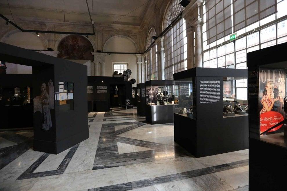 Genova, la mostra del cinema alla Loggia di Banchi