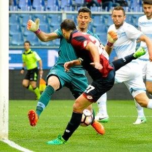 Il Genoa si risveglia, pari spettacolo con la Lazio