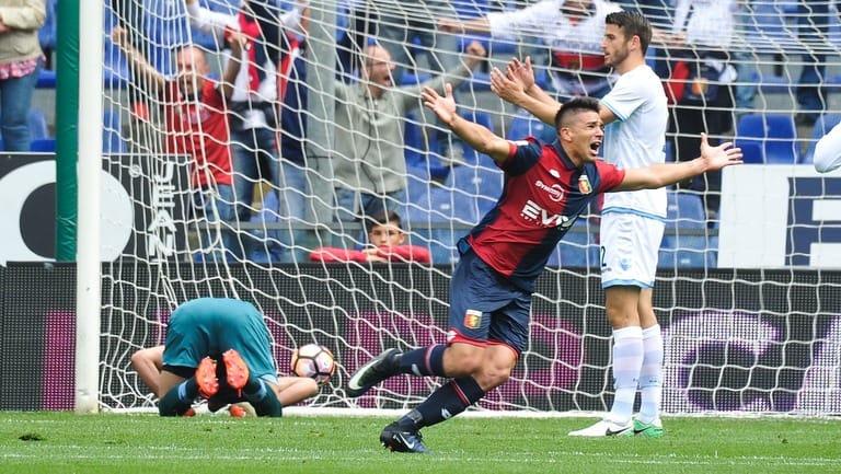 """Il ritorno di Simeone: gol, corsa e """"garra"""" per il Genoa di Juric"""