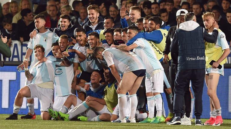 """L'Entella prova il miracolo nella finale di Coppa baby.  Gozzi: """"Niente di casuale"""""""