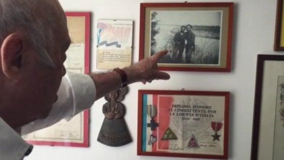 """Stefano Porcù: """"Io e la mia famiglia tutta partigiana, senza dirselo"""""""
