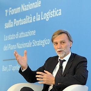 """Delrio: """"Gronda, Diga Foranea e Nodo Ferroviario rilanceranno il porto di Genova"""""""