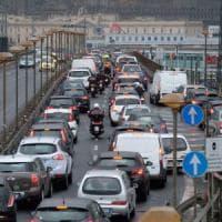 Genova, chiuso il tunnel di via delle Casaccie, disagi al traffico