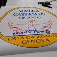 M5s a Genova, Cassimatis presenta la sua lista civica