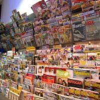 Genova, rubava i giornali ai colleghi: edicolante arrestato