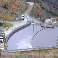 Genova, discarica di Scarpino, denuncia per i liquami