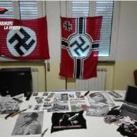 Cellula neonazista a La Spezia, preparavano spedizioni punitive contro gli immigrati