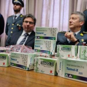 Genova, sequestrate 37 tonnellate di droga del combattente