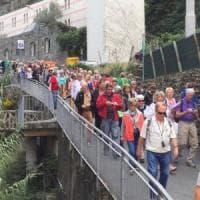 Cinque Terre a numero chiuso, Monterosso dice no: 'Progetto irrealizzabile
