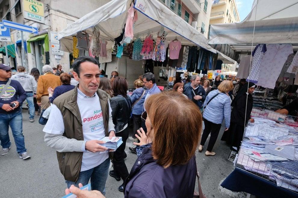 Viaggio in Valbisagno alla vigilia delle elezioni amministrative
