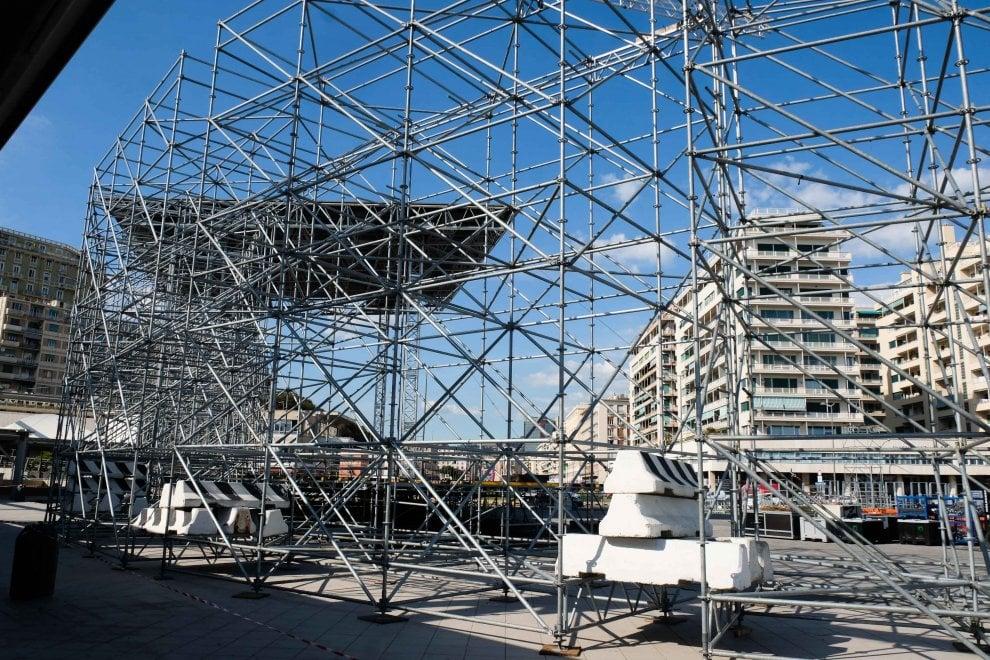 Genova si prepara alla visita del Papa