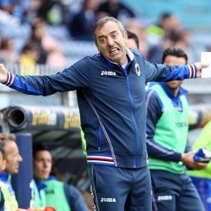 """Giampaolo scuote la Samp: """"Assurdo rovinare tutto, a Udine guai a sbagliare"""""""