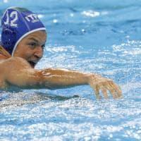 Teresa Frassinetti esce dall'acqua: il ritiro della ligure che ha vinto