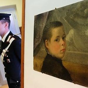 Arte: Carabinieri Tpc Genova recuperano opera rubata Urbino