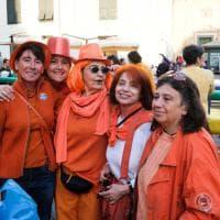 Genova, una cena colorata per i diritti di tutti