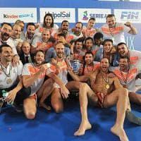 Pallanuoto: Pro Recco campione d'Italia, Brescia ancora ko