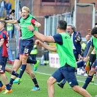 Il Genoa batte il Torino e si salva