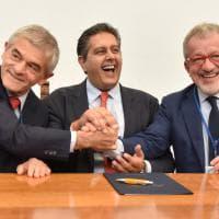 Il ministro Delrio a Genova: stati generali su infrastrutture e porto