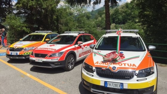 Genova quattro automediche per la valle scrivia for Quattro ristoranti genova