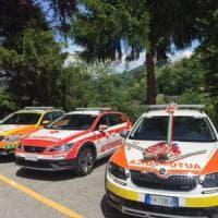 Genova, quattro automediche per la Valle Scrivia