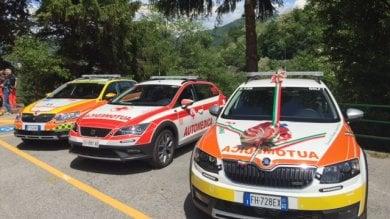 Genova, quattro nuove automediche  per la Valle Scrivia