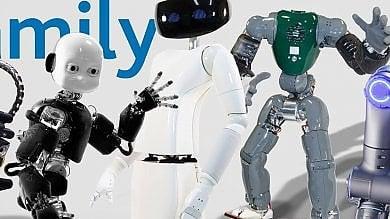 """""""Perché l'uomo non deve temere i robot"""""""