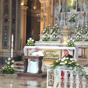 """Il Papa sfida i giovani: """"Navigare, orizzonte e coraggio"""""""