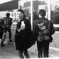 Quando Genova era punk, il libro fotografico di Antonio Amato