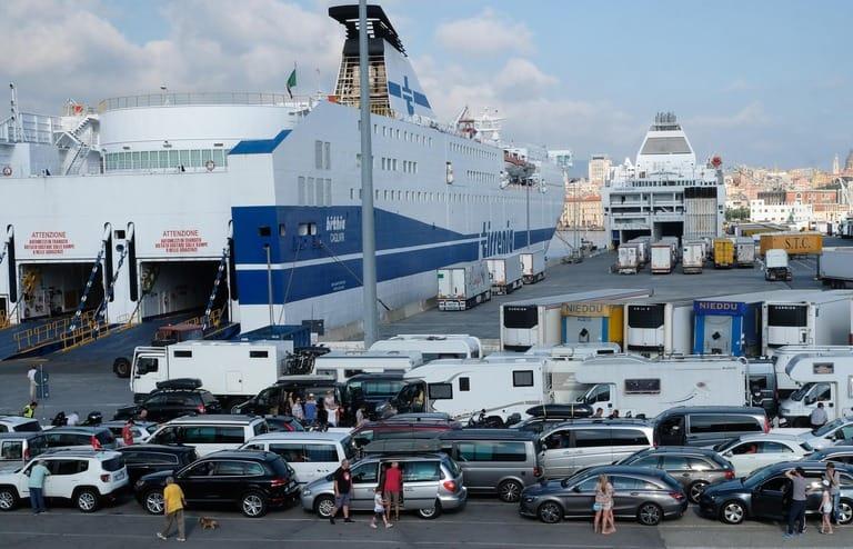 Porto di Genova, operazione-sicurezza