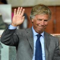 Genoa, nuovo striscione sul Ferraris contro Preziosi:
