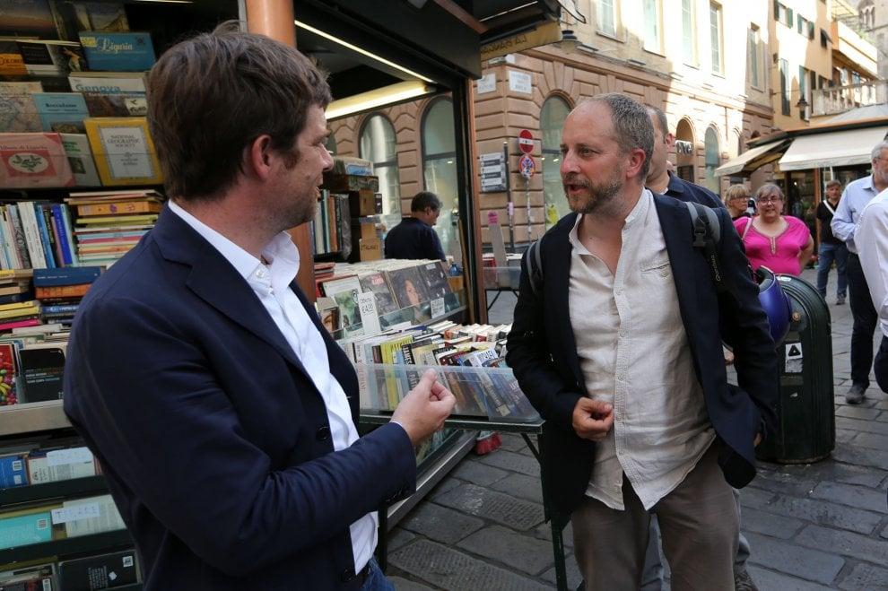 Elezioni Genova, Civati chiude la campagna di Putti