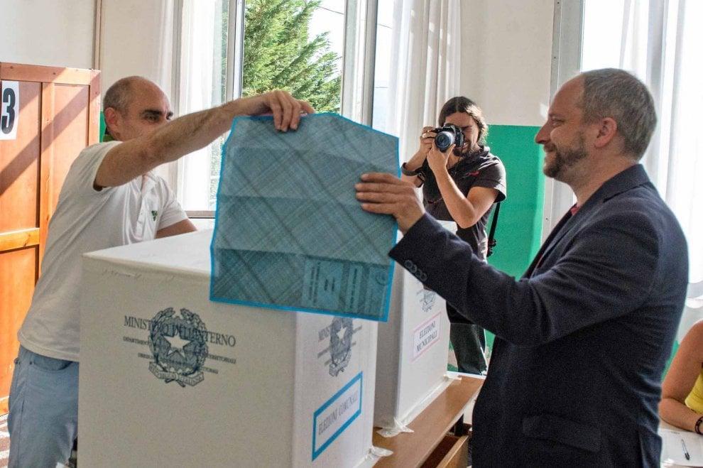 Genova, la lunga giornata elettorale