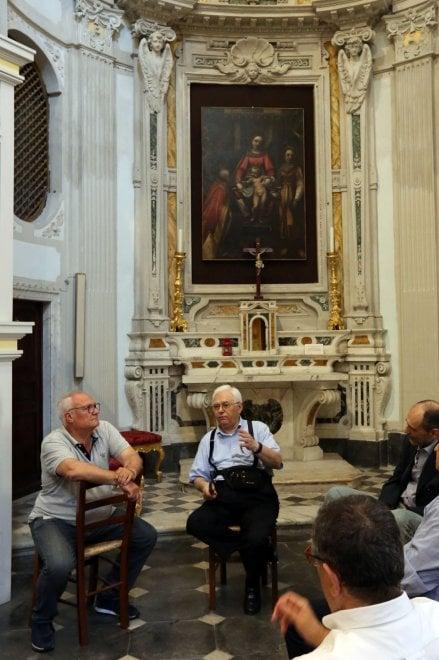 Elezioni Genova, don Farinella incontra Crivello