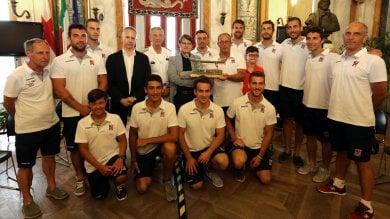 Genova, premiati i vincitori della Regata delle Repubbliche Marinare