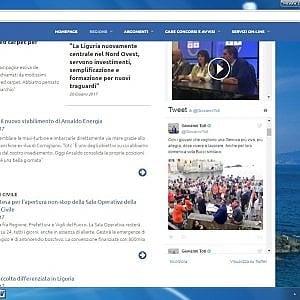 """Pd: """"Toti fa campagna elettorale per Bucci sul sito della Regione"""""""