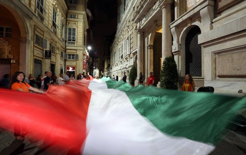 Elezioni, un tricolore per Bucci a Tursi