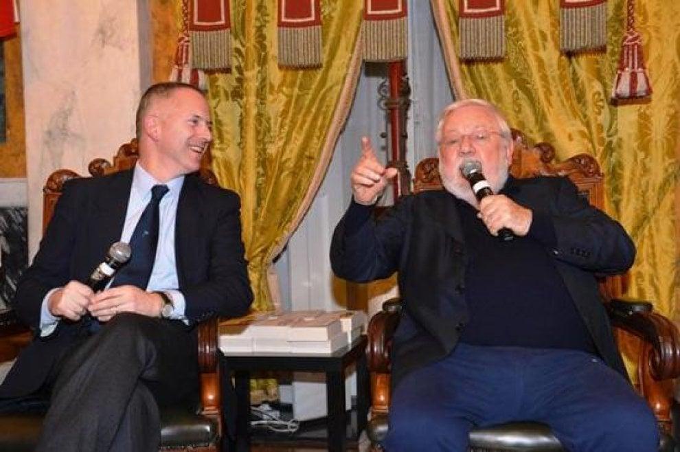 Paolo Villaggio e la sua Genova