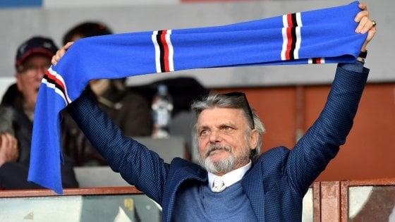 Sampdoria, il presidente Ferrero indagato dalla procura di Roma per riciclaggio