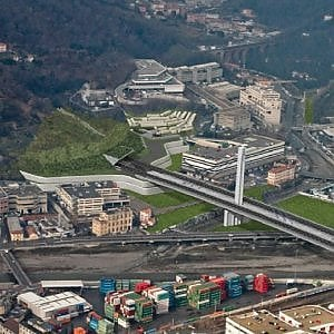 Infrastrutture: Delrio domani a Bruxelles per Gronda Genova