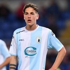 Entella, è ufficiale: Zaniolo all'Inter per tre milioni e