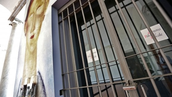 """Mostra di Modigliani, la Procura: """"Truffa  ai danni del Ducale"""""""