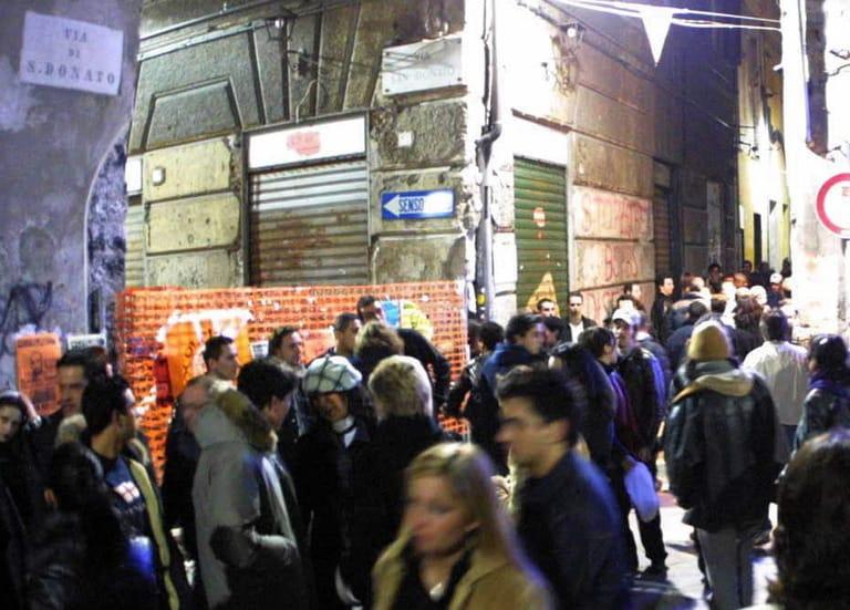 Movida, Tursi contro i trasgressori: multa raddoppiata per le bottiglie di vetro