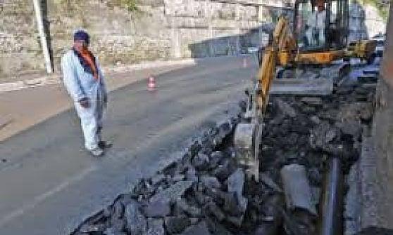 Nuovo guasto alla rete idrica gestita da Iren a Genova