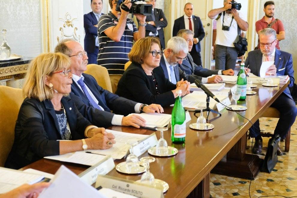 A Genova la Commissione Parlamentare Antimafia