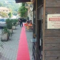 A Rossiglione spunta il tappeto rosso dei 'quasi vip'