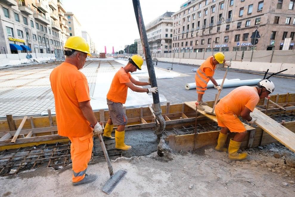 Bisagno e scolmatore, l'avanzamento lavori a Genova