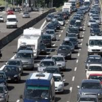 Autostrade liguri, week end di traffico
