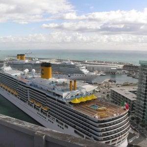 Crociere, assalto ai porti della Liguria: nel ponte di Ferragosto 77mila passeggeri