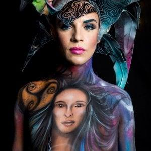 Rabarama Skin Art: corpi come dipinti