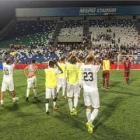Troppo Sassuolo, lo Spezia finisce ko